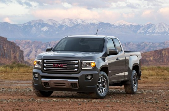 Chevrolet Colorado  GMC Canyon