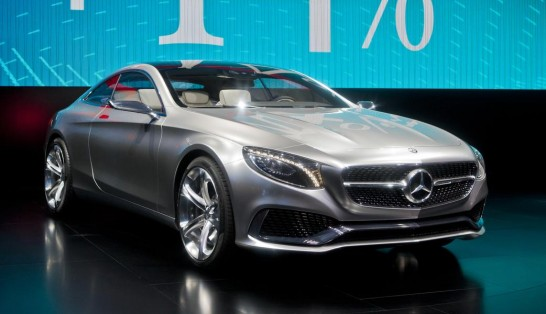 Mercedes Benz S Class Coupe