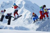 Ünlü Snowboard Yıldızları FIS Snowboard World Cup'ta