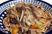 Çin Usulü Sığır Pirzolası