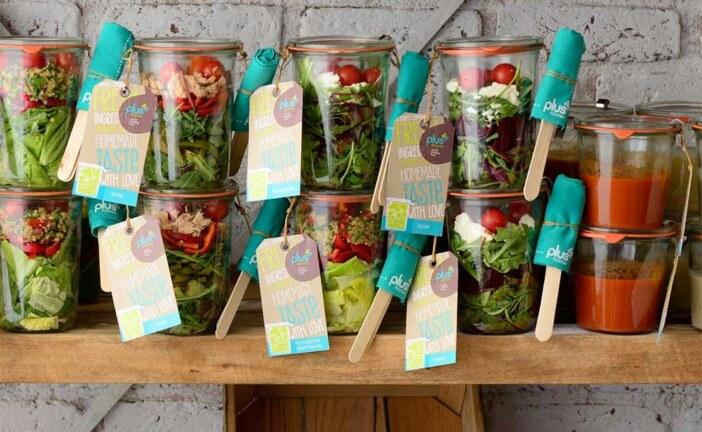 Sağlıklı ve Doğal Yemeklerin Adresi: Plus Kitchen