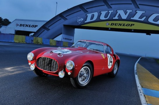 1953 Ferrari 340 375 MM Berlinetta