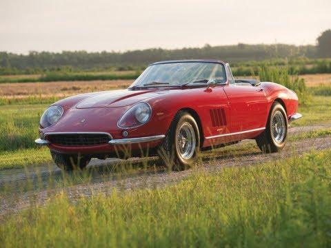 1967 Ferrari 275 GTB 4S N.A.R.T. Spider
