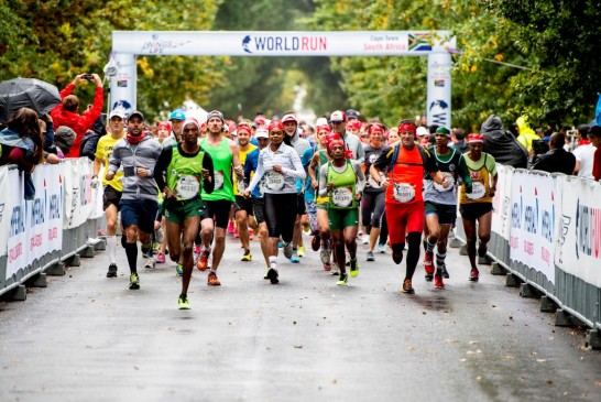 Dunyada wings for life world run