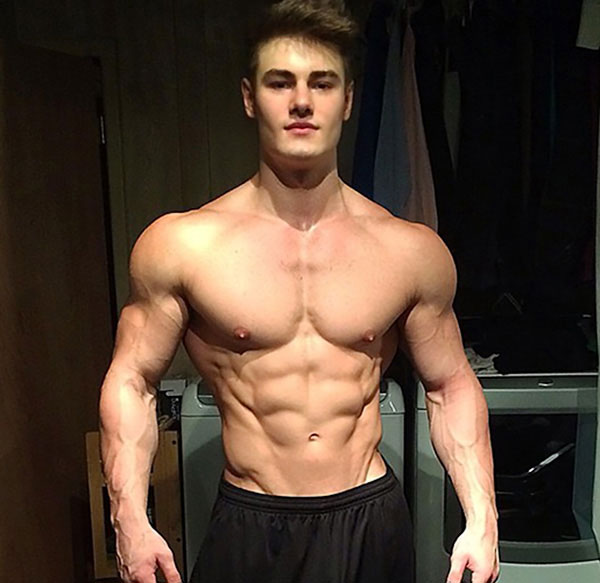 Jeff Seid In Omuz Antrenmanı Supplementler Com Blog