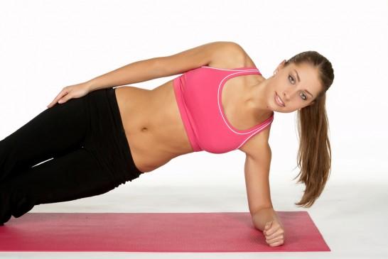 Side Plank Hip Dips