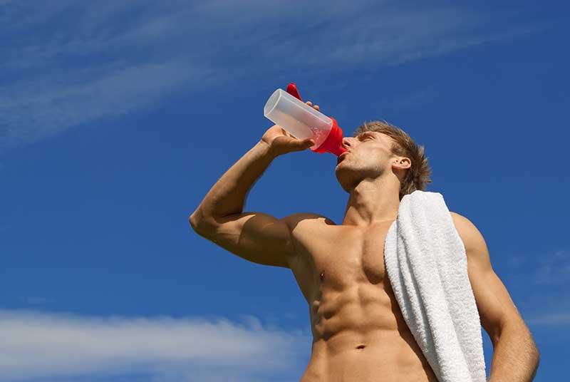 Günde en az 3 litre su tüketin.