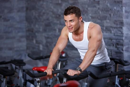 Kardiyo antrenmanlarında bisiklet kullanabilirsiniz.