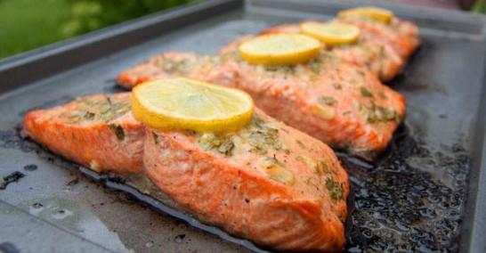 Somon balığı omega 3 bakımından oldukça zengin bir besindir.