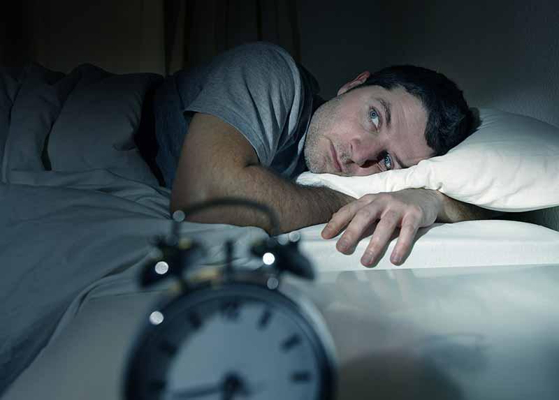 Düzensiz uyku