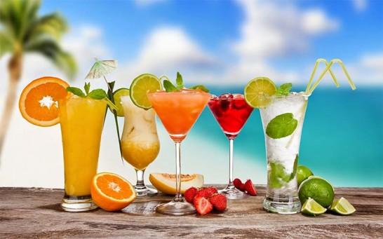 yaz kokteylleri