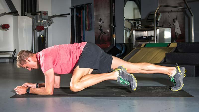 Hareketli plank
