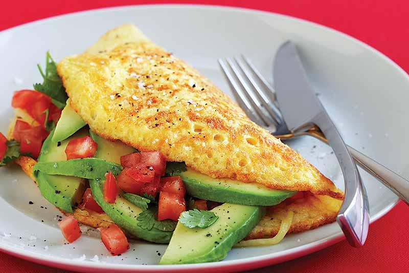 omlet-zebze-avokado