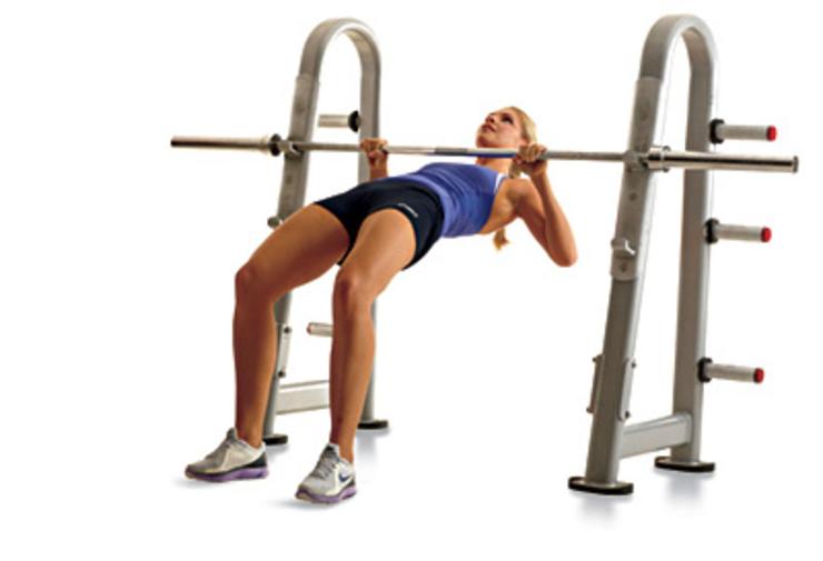 Inverted Row (Vücut ağırlığı ile)