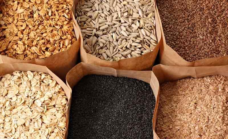 Tam tahıllı gıdalar İçerdikleri kompleks karbonhidratlar ve lif ile kan şekerini dengeler.