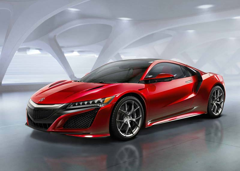2 - Acura-NSX