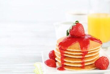 Whey Proteinli Kahvaltılık Krep Tarifi