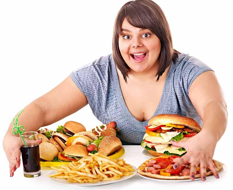 fast food'a dikkat