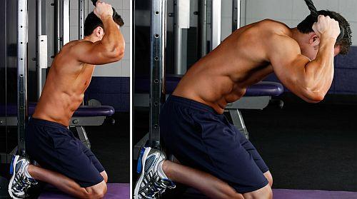 cable-kneeling-crunch-shirtless-man