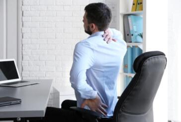Sürekli Ofiste Oturanların Yapması Gereken Egzersizler