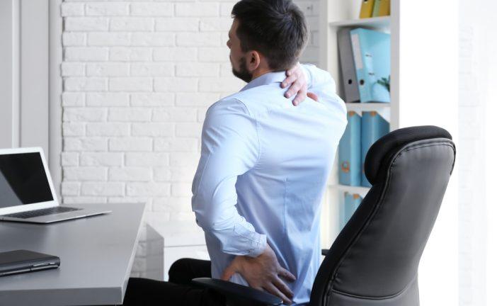 Tüm Gün Ofiste Oturanların Yapması Gereken Egzersizler