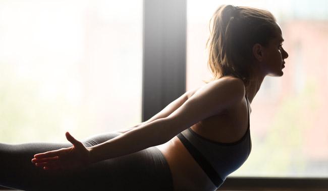 Yoga, kobra duruşu