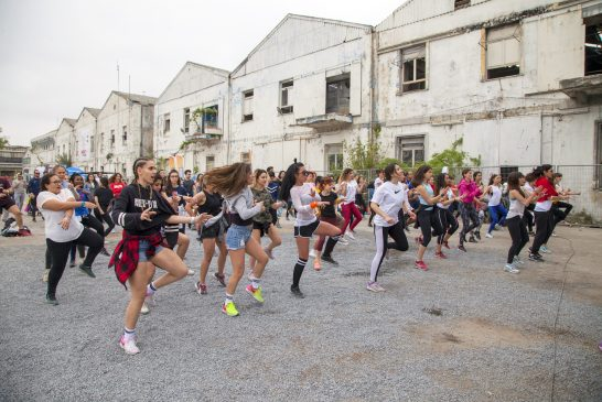 Sweat Fest 2019 festivali
