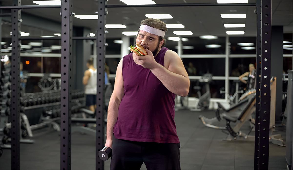gym'de görgü kuralları